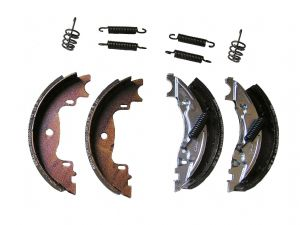 KNOTT, BPW AND AL-KO BRAKE SHOES